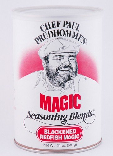 Chef Paul Prudhomme's Blackened Redfish Magic 24 Oz