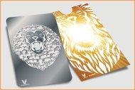 Roaring Lion- V Syndicate Grinder Card