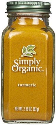 Simply Organic – Turmeric – 2.38 oz.