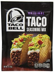 Taco Bell Seasoning Mix, Taco, 1 Ounce