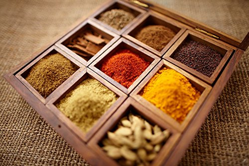 Indian Spicebox Kit