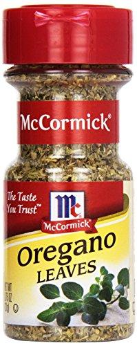 McCormick Oregano Leaves, 0.75 Oz