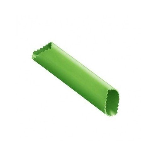 Electronic4sale Useful Silicone Garlic Skin Remover Peel Garlic Kitchen Tool Peeler Peeling Tube Roller Crusher Green