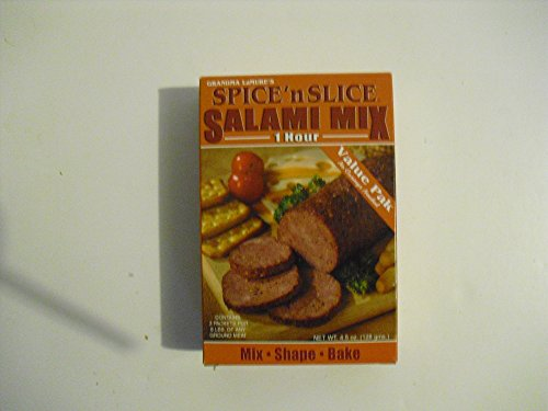 Grandma Lamure's Spice' N Slice Salami Mix (Value Pak) 3 Spice Packs