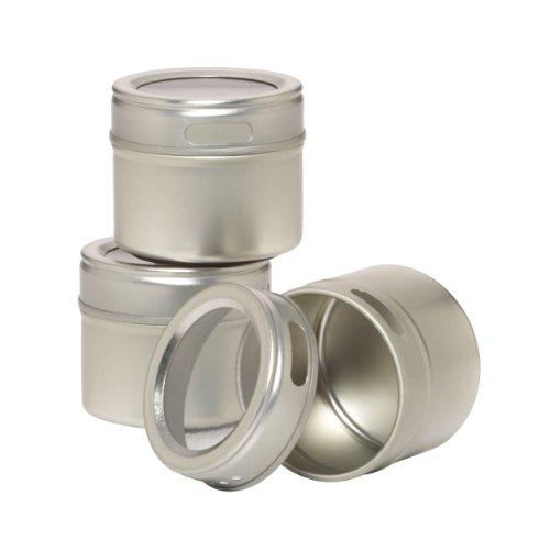 Kamenstein Magnetic Spice Tins (Set of 3)