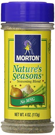 Morton's Nature's Seasons Seasoning Blend, 4 Ounce (Pack of 12)
