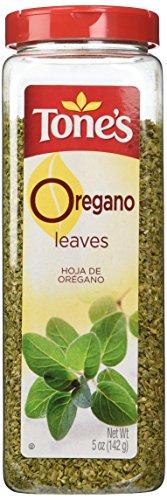 Tone's Oregano Leaf Shaker – 5 oz