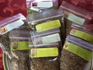 Herbal Collection : Basic Pantry ~ 9 Dried Herbs for Your Kitchen Magic ~ Special Price Plus 5 Bonus Extra After Holidays Overstock Herbs ~ Plus a Couple Different Herbs ~ Ravenz Roost Herbs with Special Info on Labels