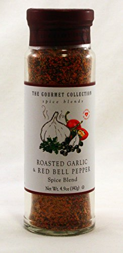Roasted Garlic & Red Bell Pepper the Gourmet Collection, Spice Blend 5.3oz.