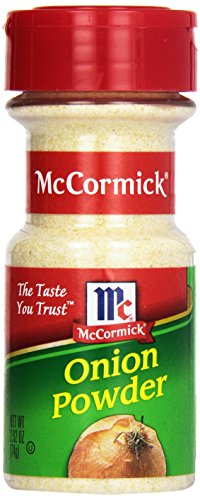 McCormick Onion Powder, 2.62 Ounce