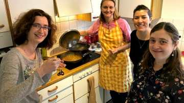 Short taster Indian cooking classes in Basel , Bern Zurich and Switzerland