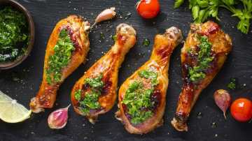 best spices for chicken and herb marinade on chicken legs