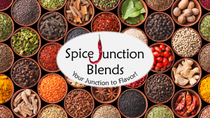 Spice Junction Blend Banner