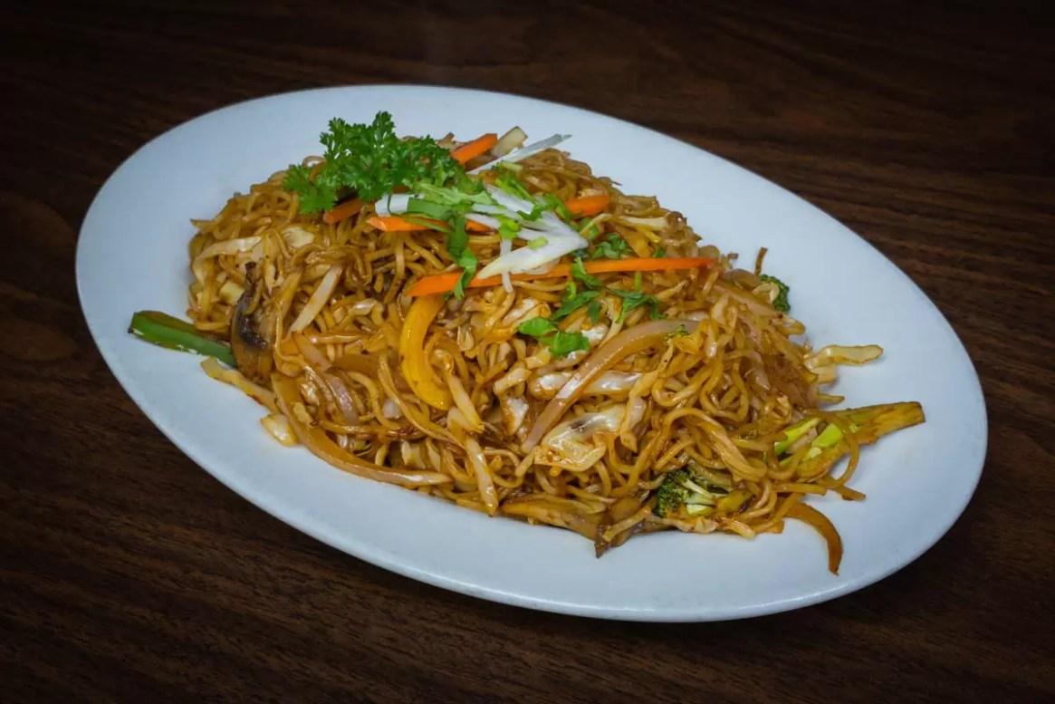 singporean noodles