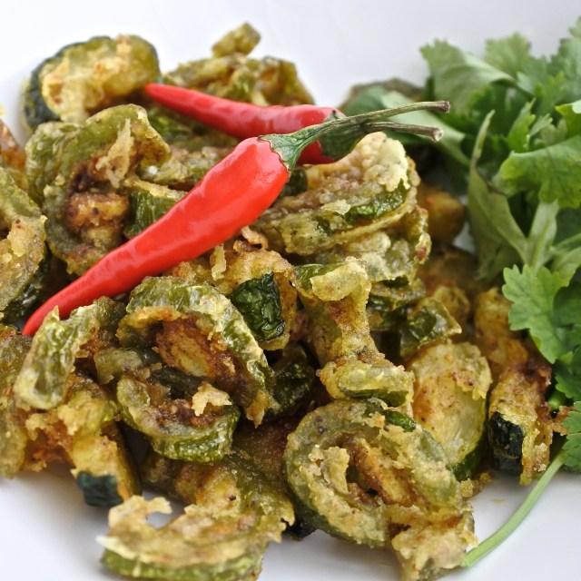Karela chips (1)