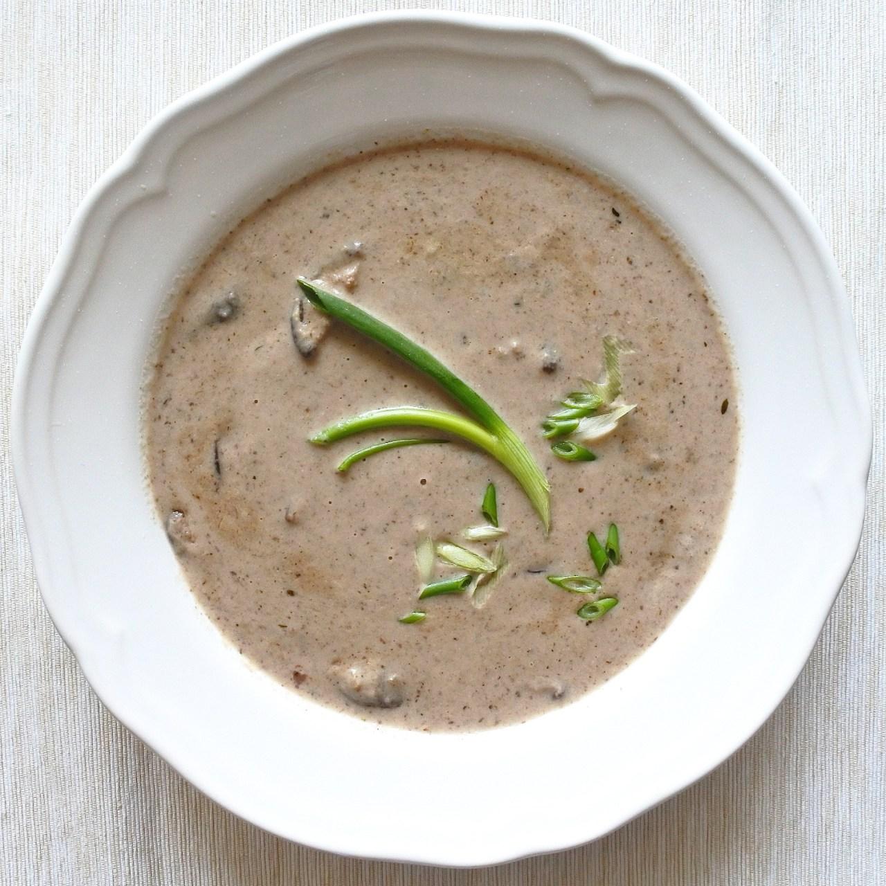 mushroom soup (2)