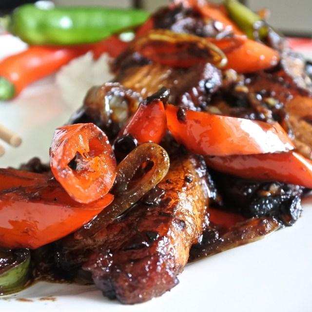 Pork Belly Stir-Fry (4)