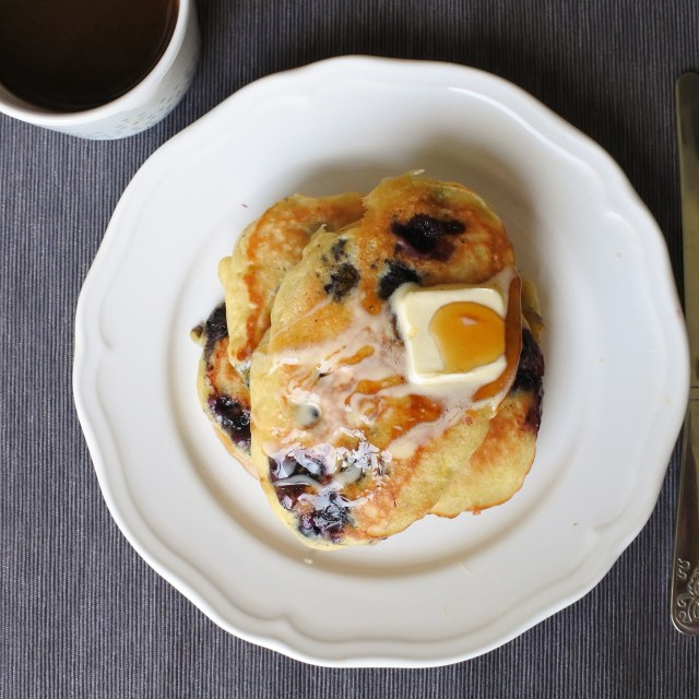 blueberry pancakes 19