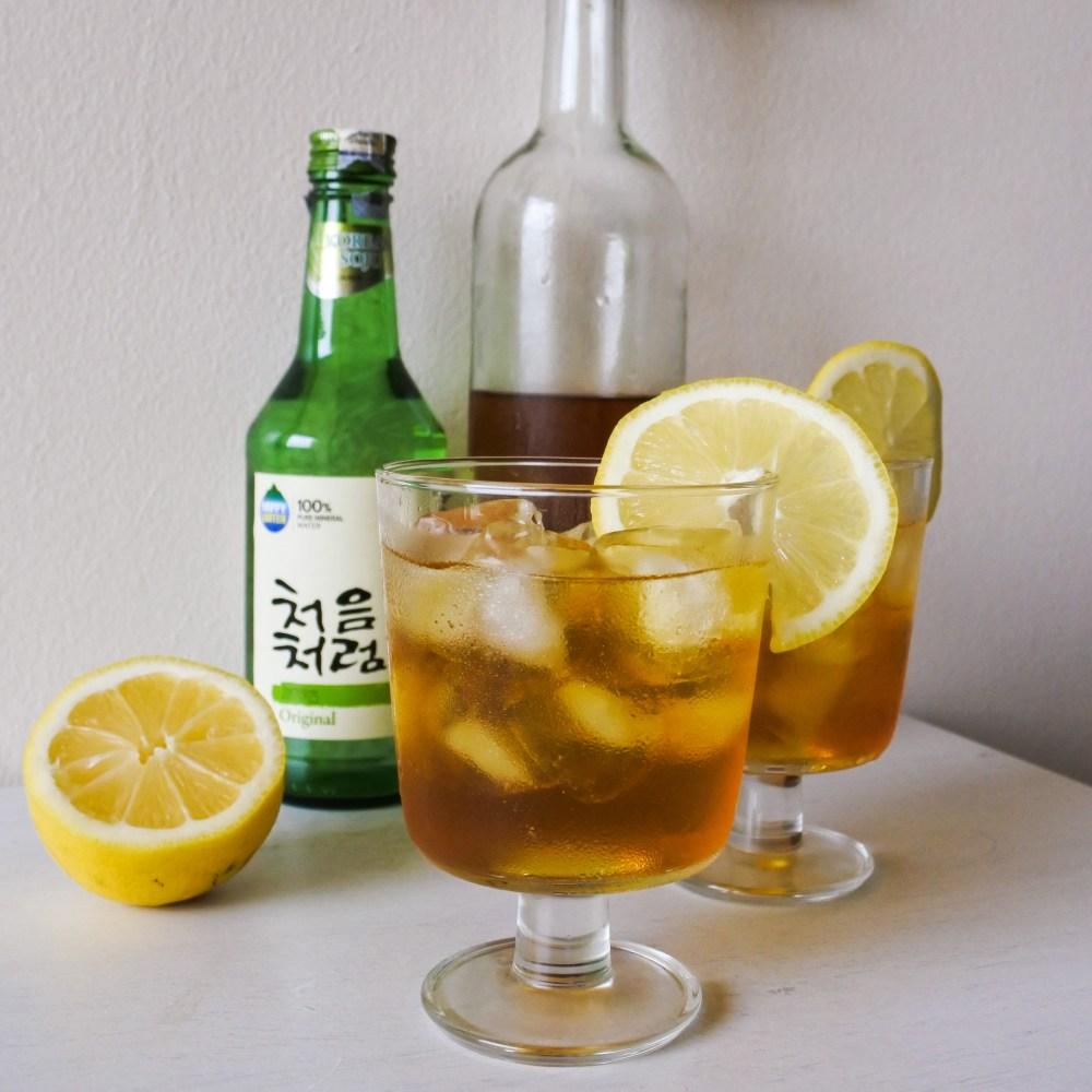 Korean Iced Tea 16