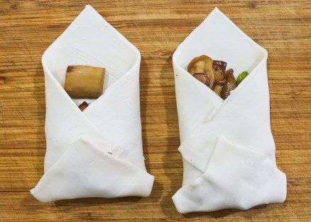 Mushrooms on Toast pastries 8