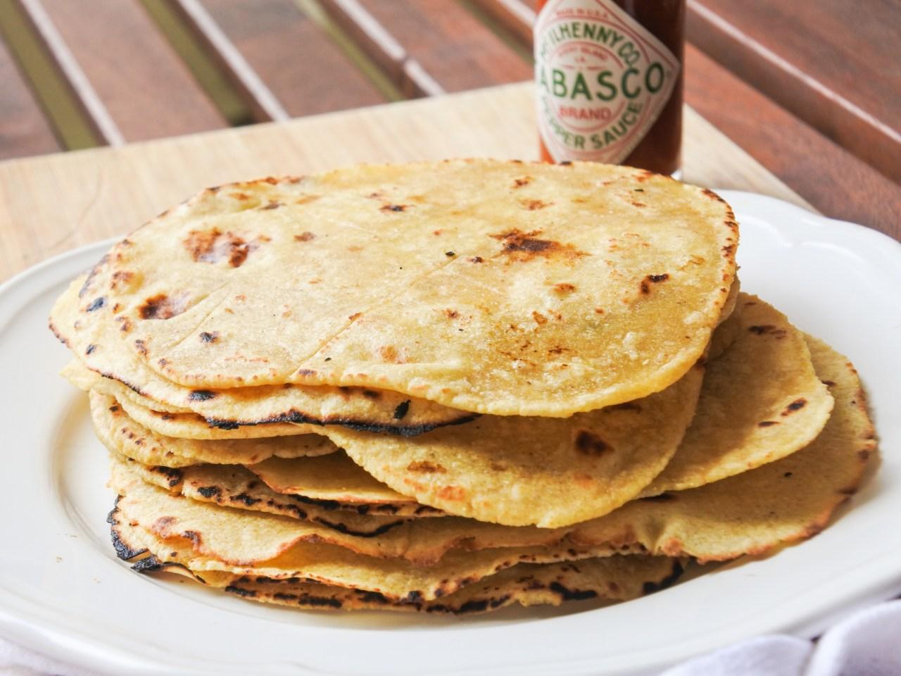 Corn Tortillas 14