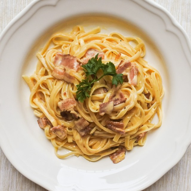 Foolproof Cheesy Carbonara 3