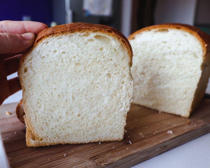 Presjek kruha