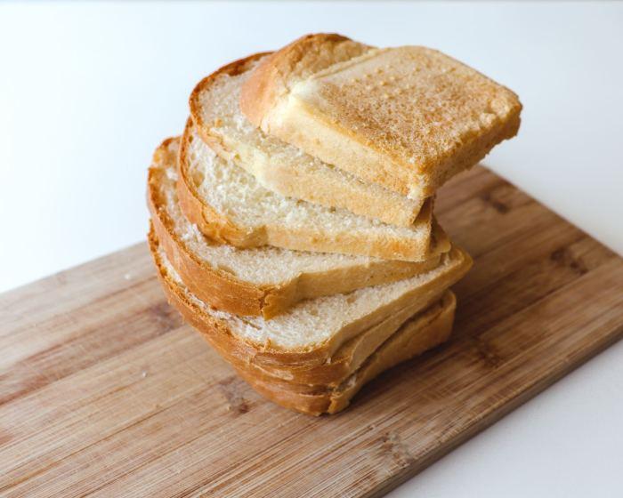Kriške sendvič kruha