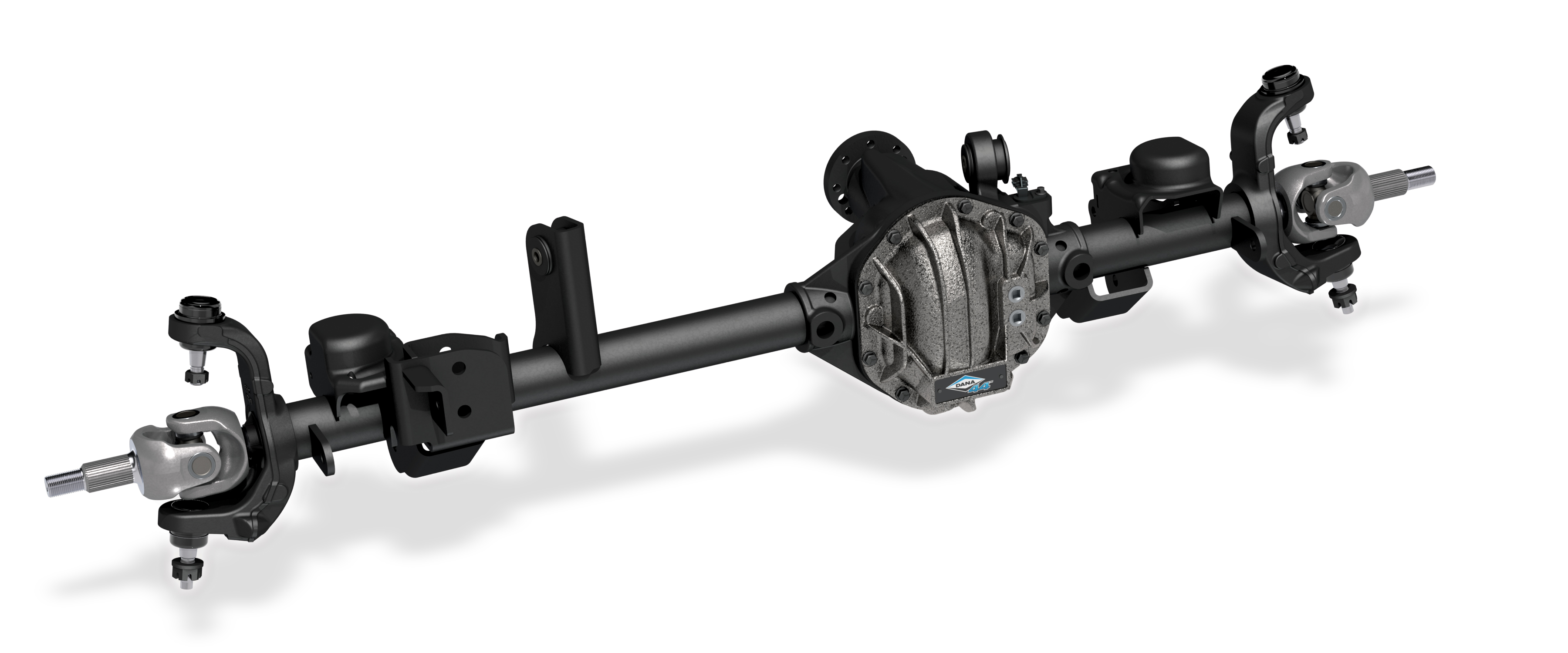 Ultimate Dana 44 Front Axles For The Jeep Wrangler Jk