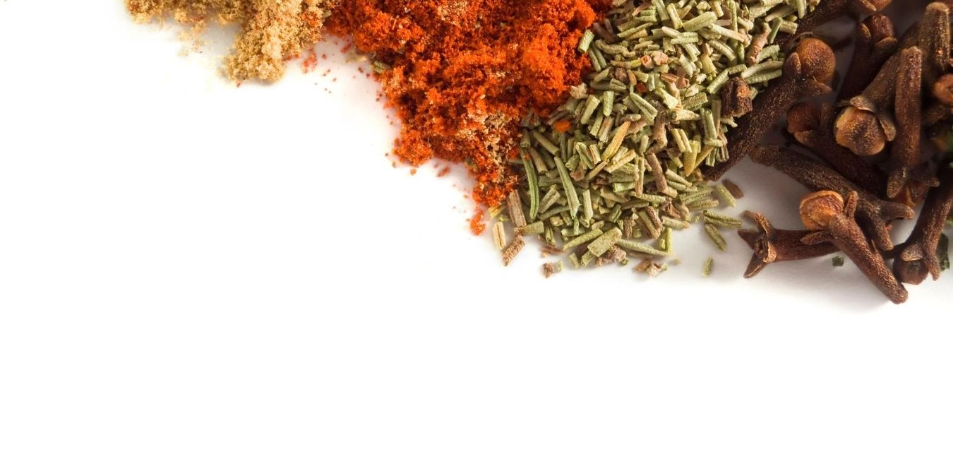 NATURAL HERBS & SPICES WITH POWERFUL HEALTH BENEFITS (2)