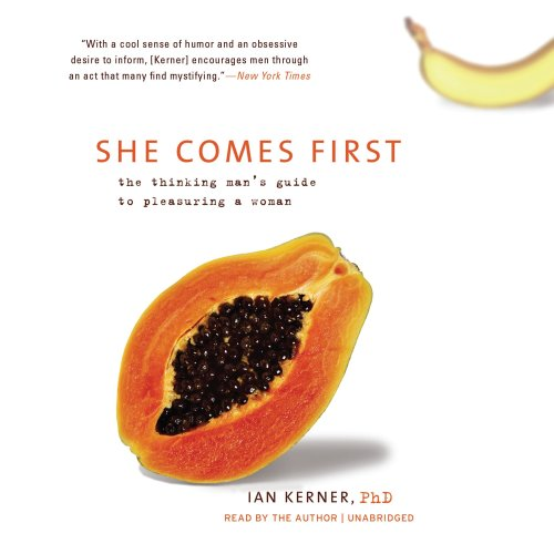 Spices of Lust - Book Review -Ian Kerner - She Comes First - Book Cover