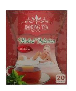 Ranong Tea Herbal Infusion Original 40 g