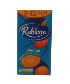 Rubicon Mango Juice 1 L
