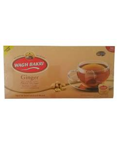 Wagh Bakri Ginger Tea Bags 200 g