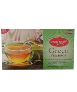 Wagh Bakri Green Tea Bag 200 g