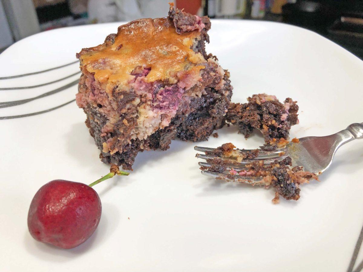Cherry Garcia Brownies