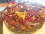 Cranberry Pecan Coffeecake
