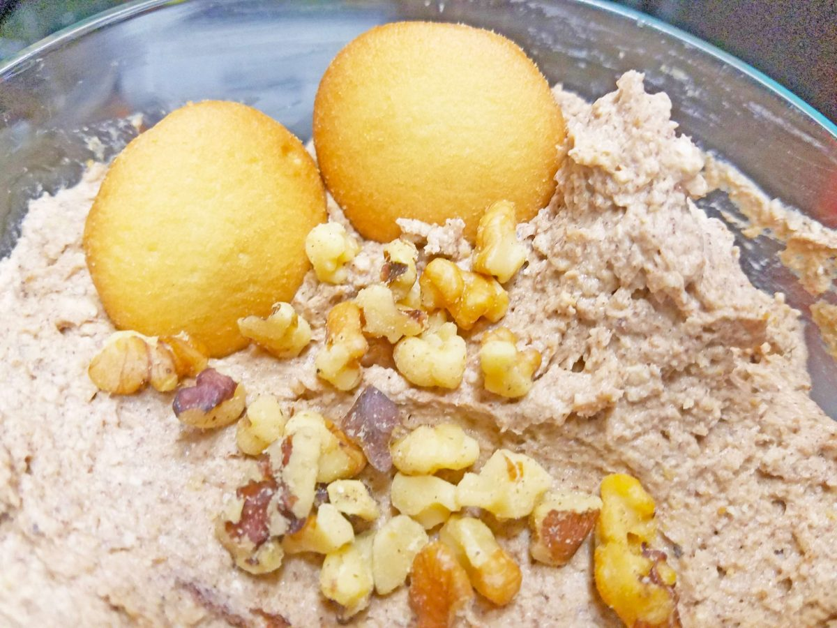 Banana Bread Hummus