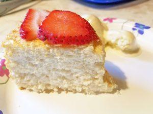 Sugar-free Angel Food Cake