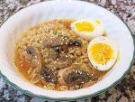 Spicy Garlic Ramen