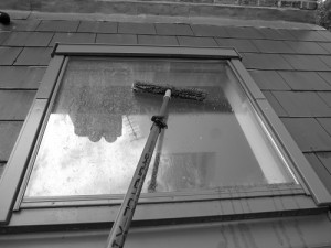 Velux cleaning