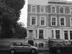 Fulham House Front Fwt.