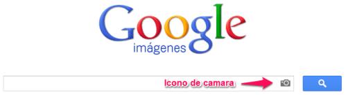 Buscar por imagen en Google