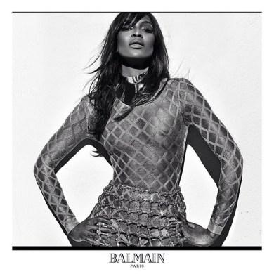 Balmain-Spring-Summer-2016-Campaign - SpicyGlitzMagazine