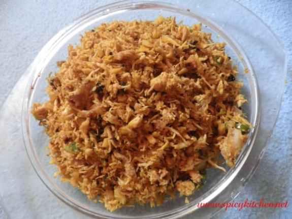 Chicken Upperi - Spicy Kitchen