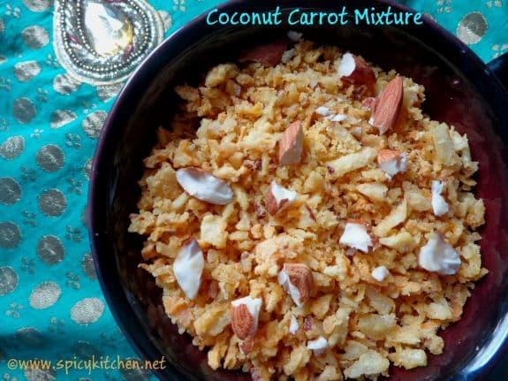 sweet-carrot-coconut-mixture