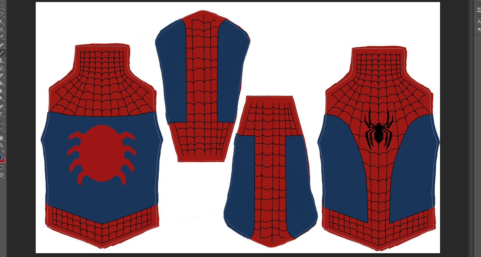 Cozy Spectacular Spider Man Superher0g33k