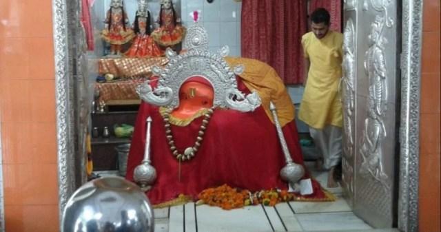 Image result for hanumanji mandir