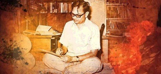 famous hindi poet padma bhushan kunwar narayan famous poem on ayodhya 1992