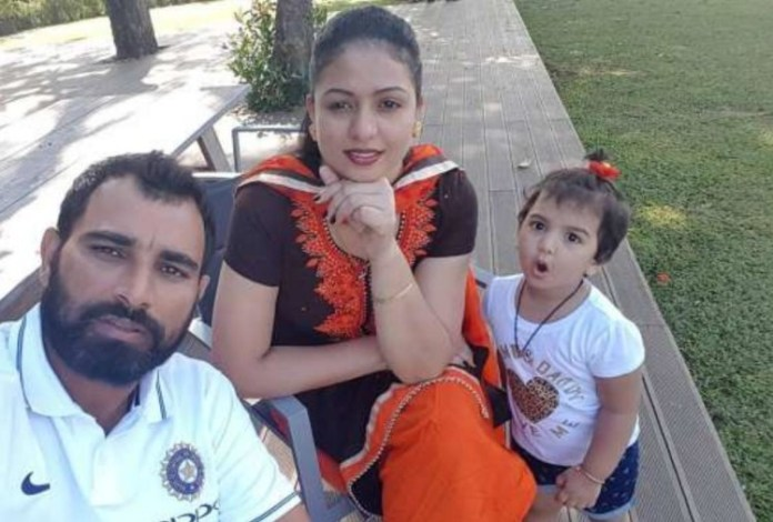 cricketer mohammed shami was having extra marital affair with pakistani girls says hasin jahan